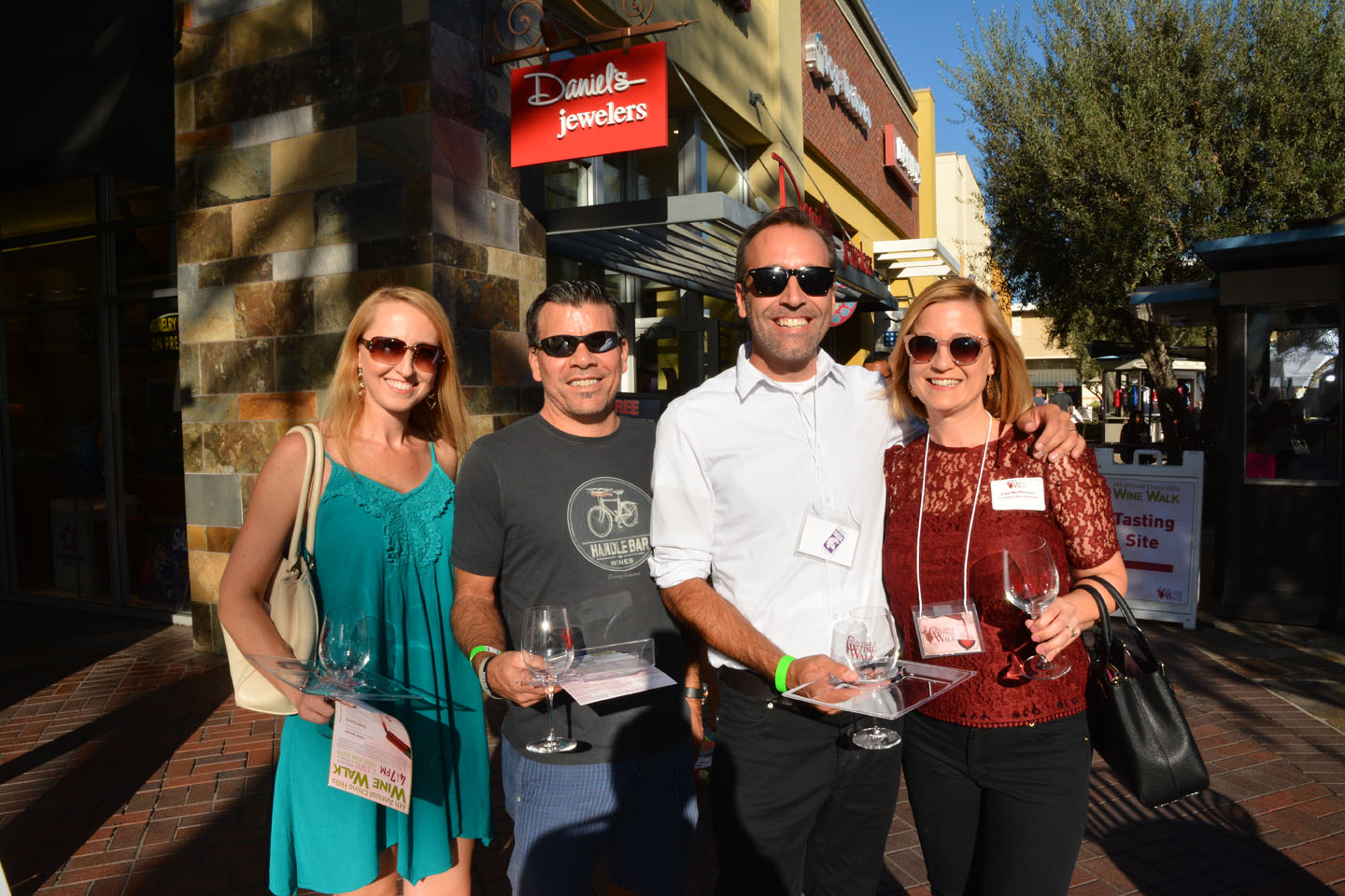 Chino hills wine walk chino hills community foundation for Pf changs garden walk